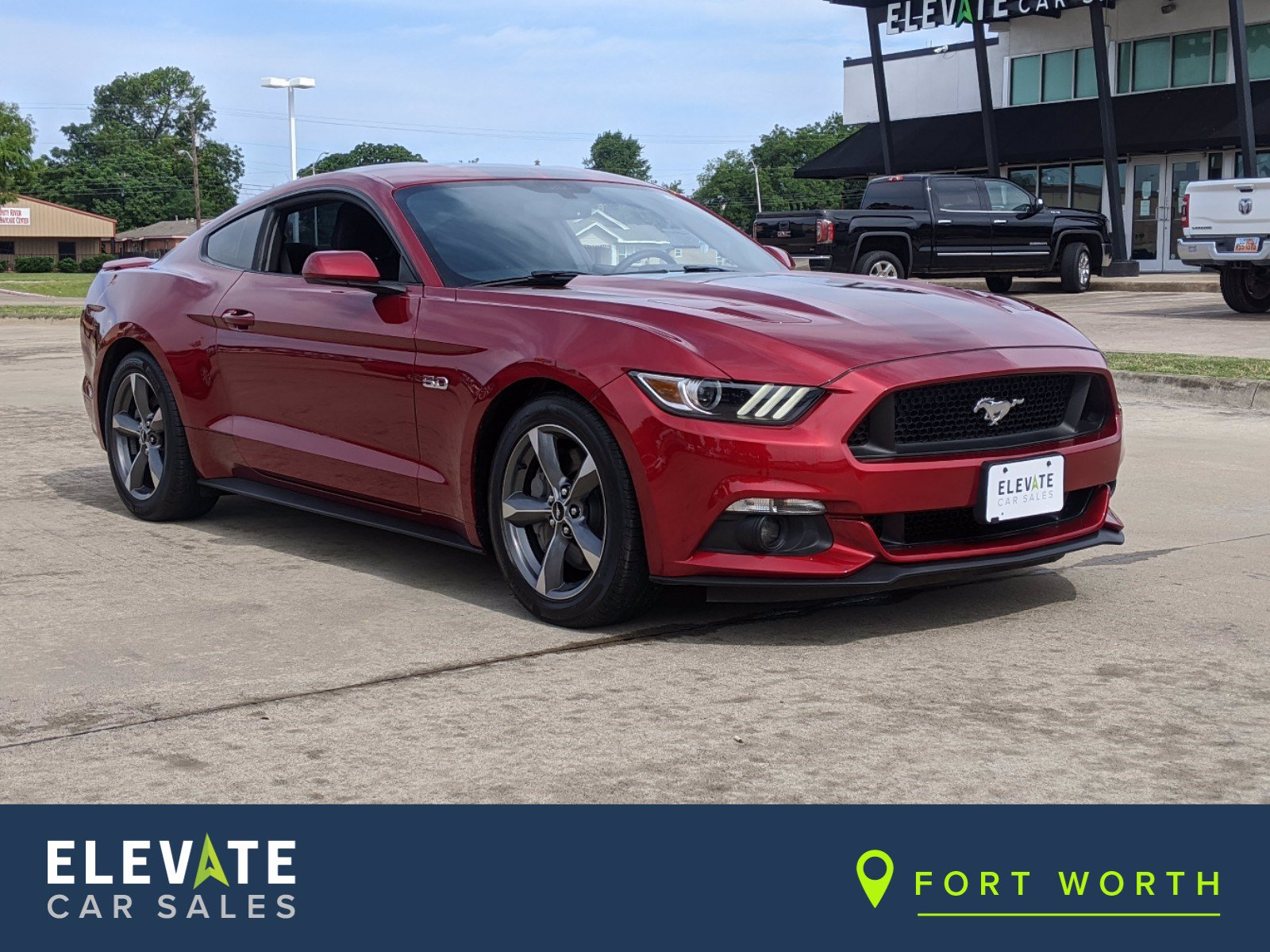 Used Ford Mustang Gt Fort Worth Tx