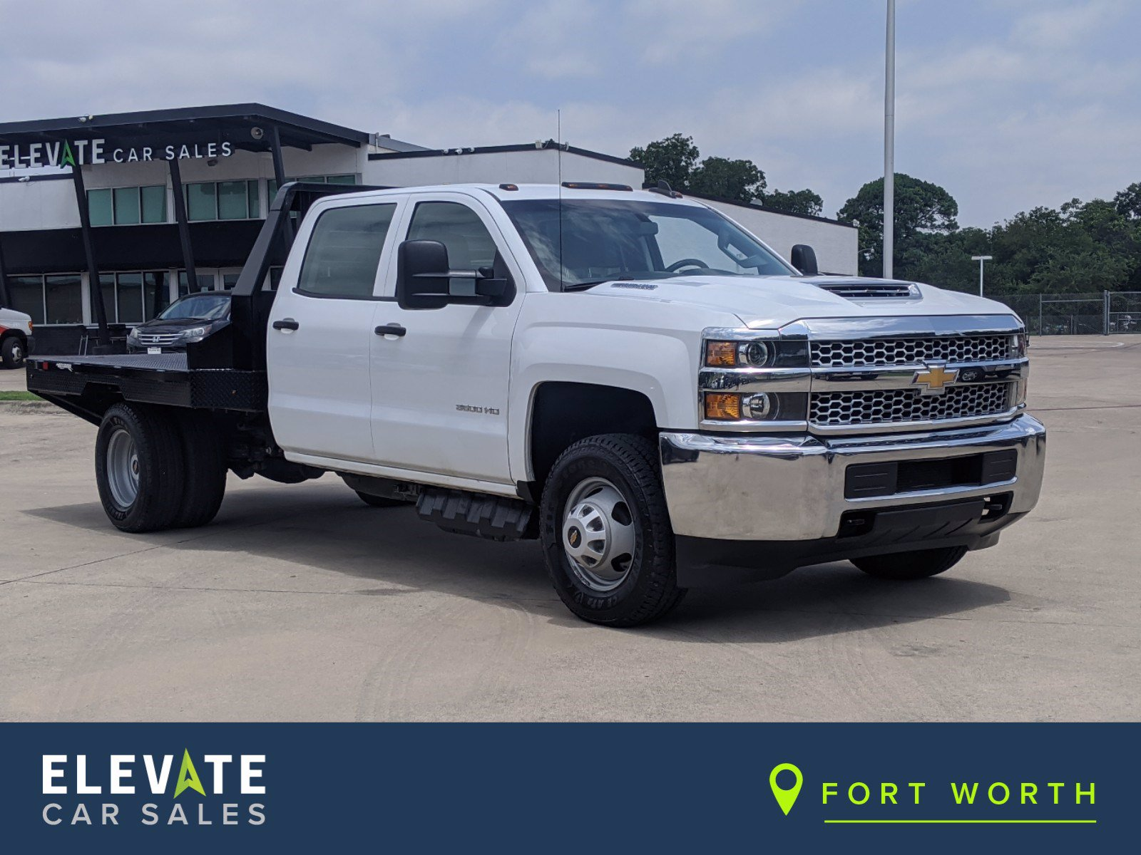 Certified Pre-Owned 2019 Chevrolet Silverado 3500HD CC WT