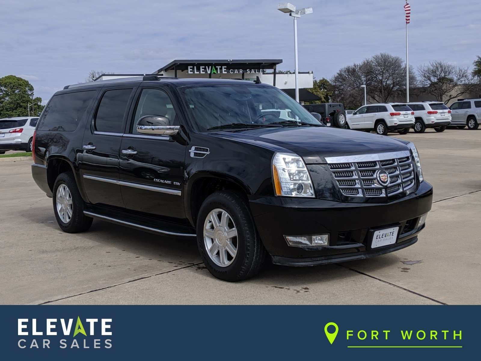Certified Pre-Owned 2014 Cadillac Escalade ESV Base