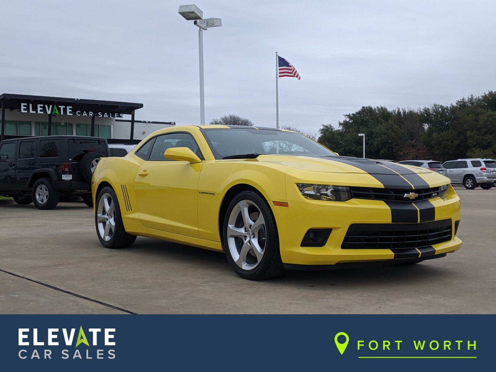 Certified Pre-Owned 2014 Chevrolet Camaro SS