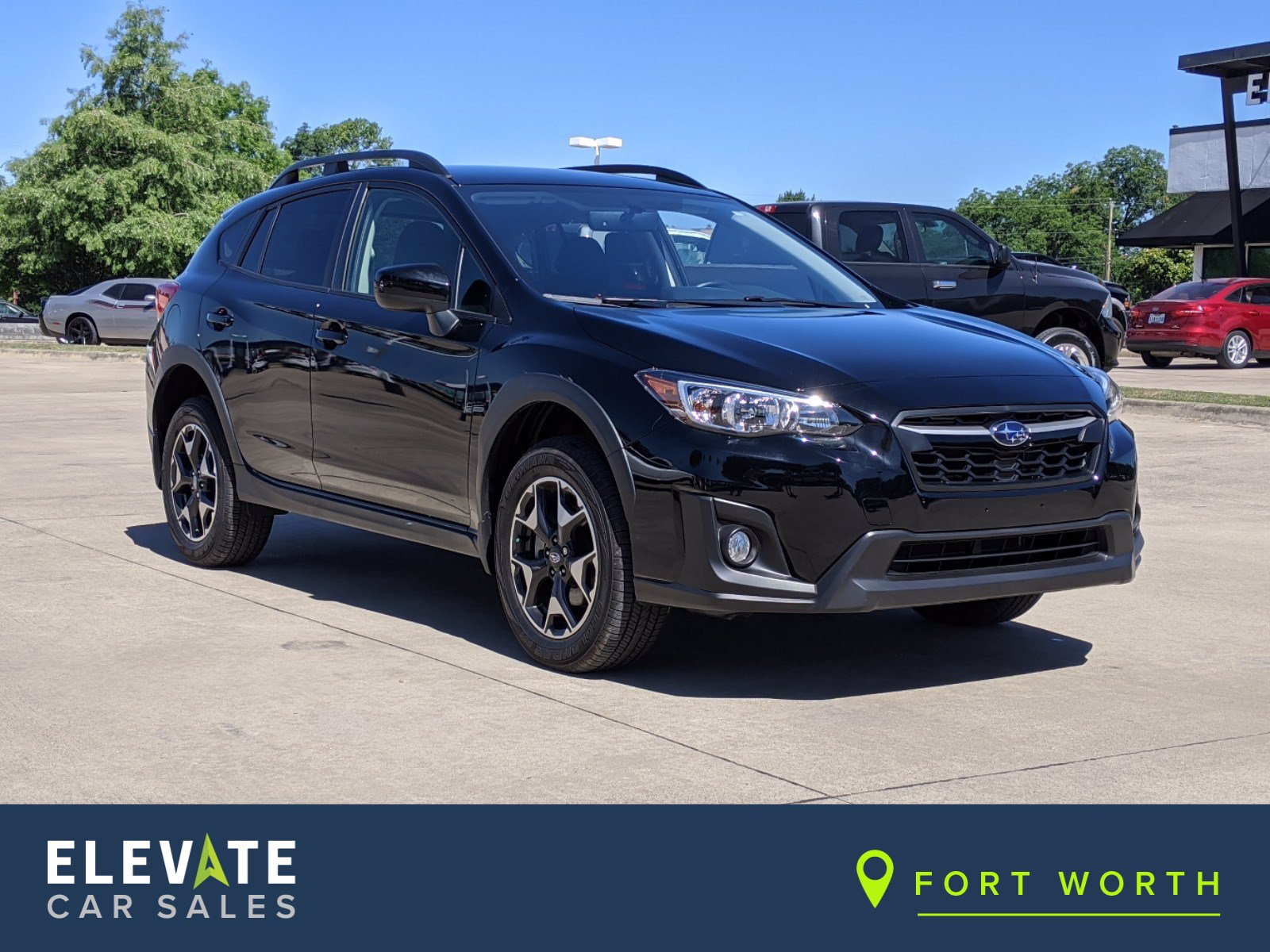 Used Subaru Crosstrek 2019 Fort Worth Tx