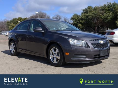Pre-Owned 2011 Chevrolet Cruze LT w/2LT