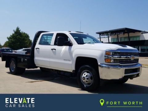Certified Pre-Owned 2017 Chevrolet Silverado 3500HD Work Truck